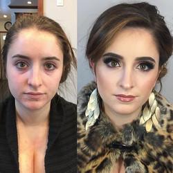 glamformation of the day ✨ _#makeupbyvic #photoshoot #beatingfacesdaily #glam #glammakeup _tinahairc