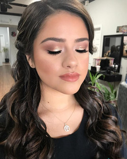 ✨Prom 2017 ✨_Currently obsessing over this Gorgeous Glam! _hair- _miabellahowardbeach _Product Deets