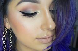 it was a good makeup day #peepthatblendingthough