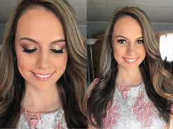 A classic #makeupbyvic Glam