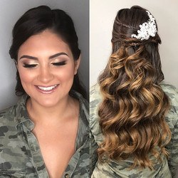 Yesterday's Beautiful Bride 💍_Hair by _