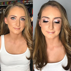 Prom Glam for this beautiful soul _vivie