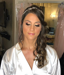 This beauty made such a beautiful bride