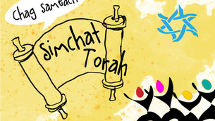 Heute feiern wir Simchat Tora, das Fest der Tora-Freude!