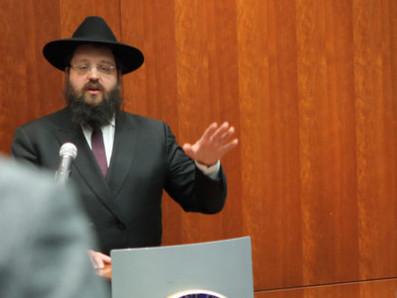 """Angriff auf Rabbiner – """"Bekenntnisse der Anteilnahme reichen nicht aus"""""""