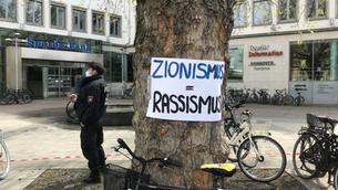 Israelhass und Antisemitismus am 8. Mai in Hannover: 50 Personen bei Quds-Kundgebung
