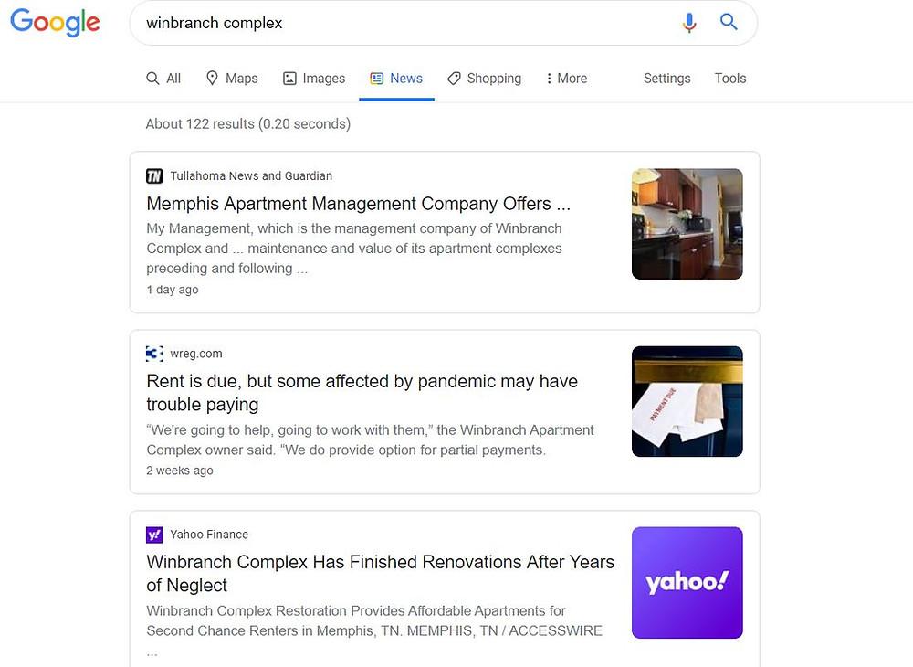News on Apartments Near Me