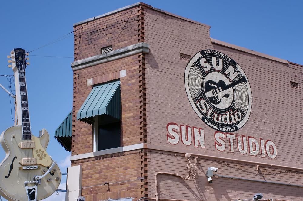 Memphis Sun Studio