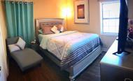 Thompson Court bedroom