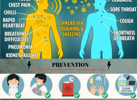 How to deal with Coronavirus