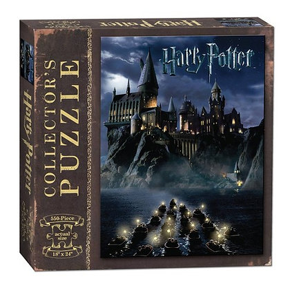 World of Harry Potter Jigsaw Puzzle