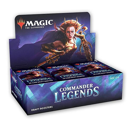 Magic the Gathering: Commander Legends - Draft Booster