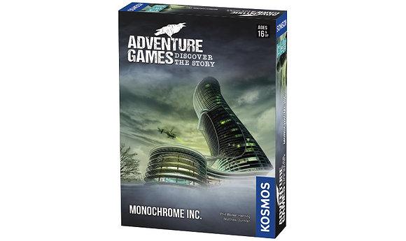 Adventure Games:Monochrome Inc.