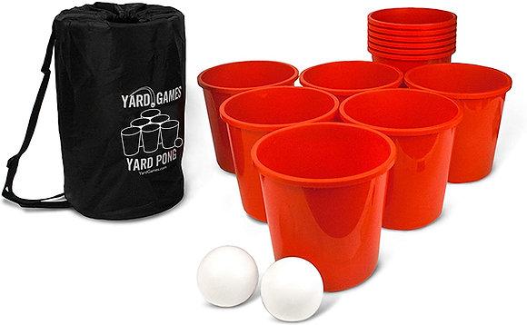 Yard Pong: Yard Games