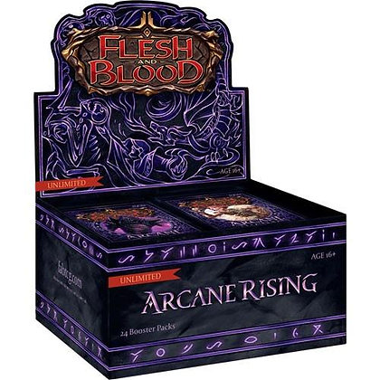 Flesh and Blood - Arcane Rising