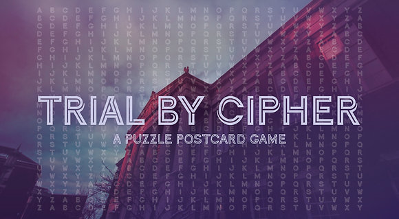 Trial By Cipher: The Enigma Emporium