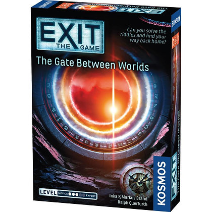Exit The Game: The Gate Between Worlds