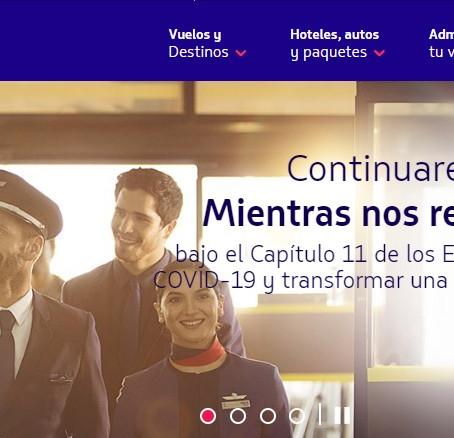 Latam y una crisis que atraviesa la aerolínea más grande de Latinoamerica