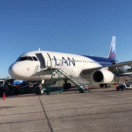 Latam anunció que dejará de volar en el país