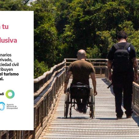 Inclusión, una visión de futuro para el turismo