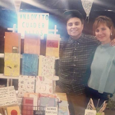 Del Litoral a la Patagonia, el viaje de los cuadernitos a mano