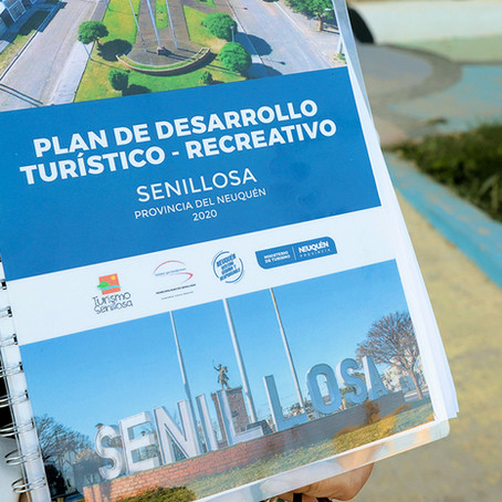 Presentaron el Plan de Desarrollo Turístico Recreativo de Senillosa