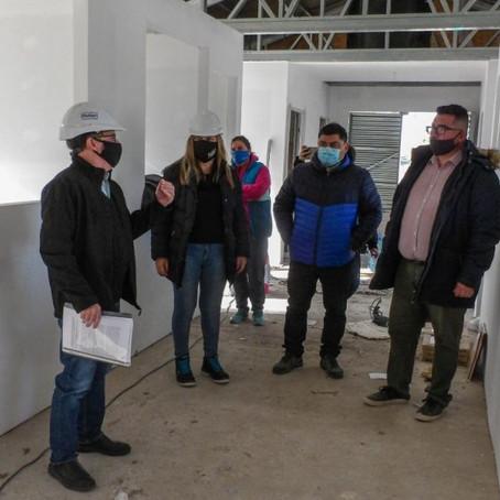 Inauguran nuevo Ecopunto y ultiman detalles para el nuevo complejo ferial en China Muerta
