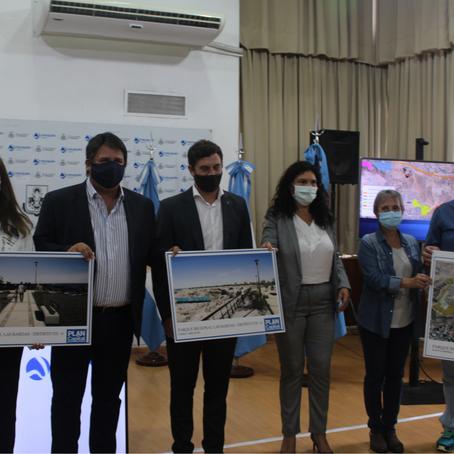 Construirán un parque regional en las bardas con miradores hacia la Ciudad de Neuquén