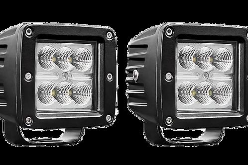 High Output LED Headlights (Pair)