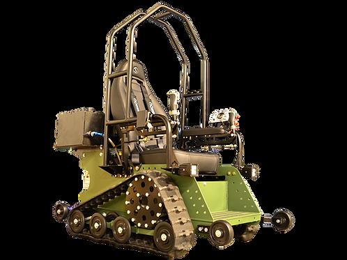 TracFab All Terrain Wheelchair