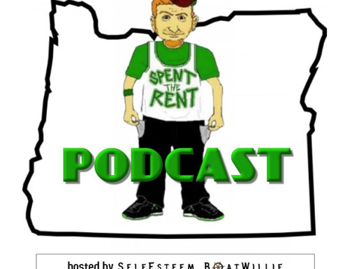 How I Spent The Rent and started a podcast