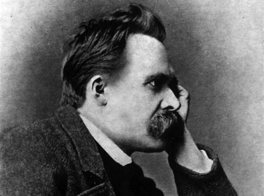 """""""A woman may very well form a friendship with a man, but for this to endure, it must be assisted by a little physical antipathy."""" Said the German Philosopher Friedrich Nietzsche"""