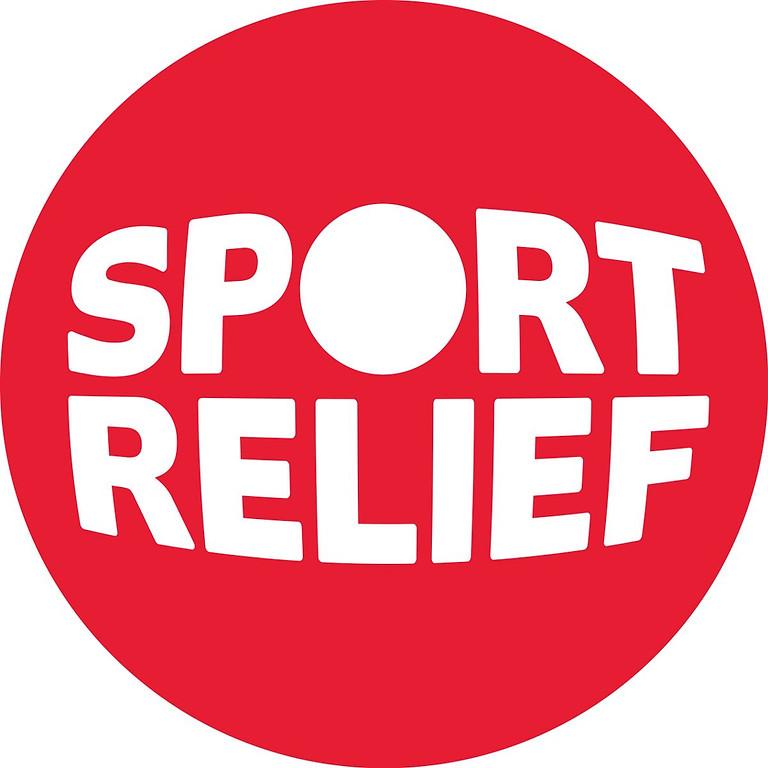 Sport Relief at SMSRC!