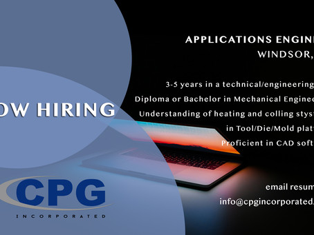 Applications Engineer - Windsor, Ontario