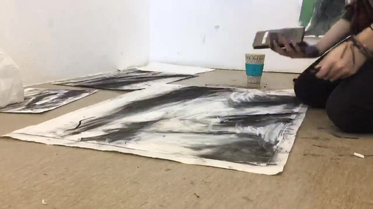 Charcoal Drawing - 2018