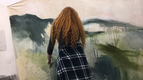 Canvas piece (2019)