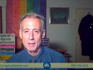 Conceptual Options - LGBT Rights with activist, Peter Tatchell