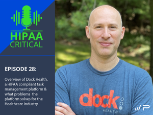 Paubox Podcast with Dock.Health