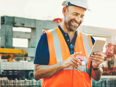 Trabajo digital en la construcción