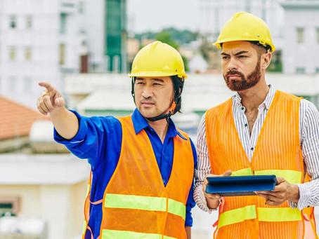 Trabajo remoto en la construcción