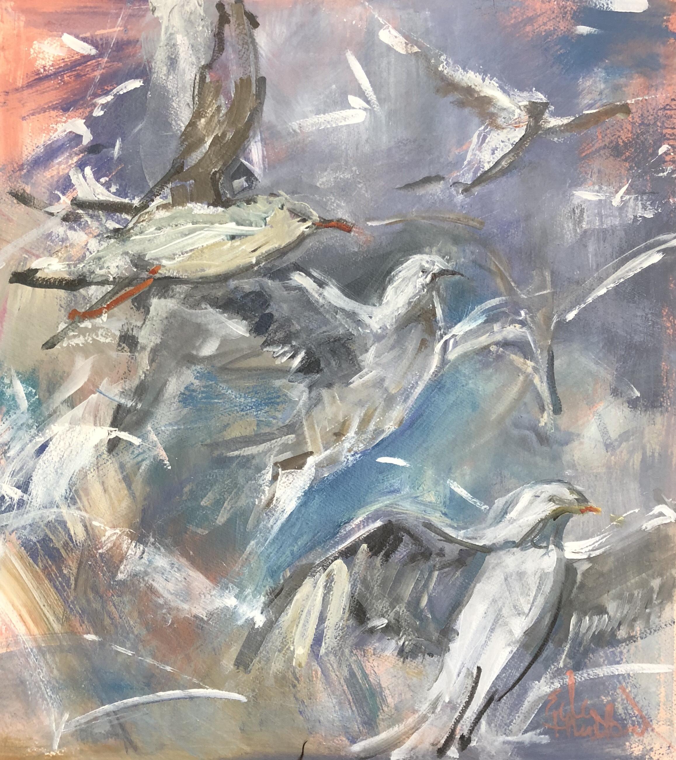 Gull Chatter