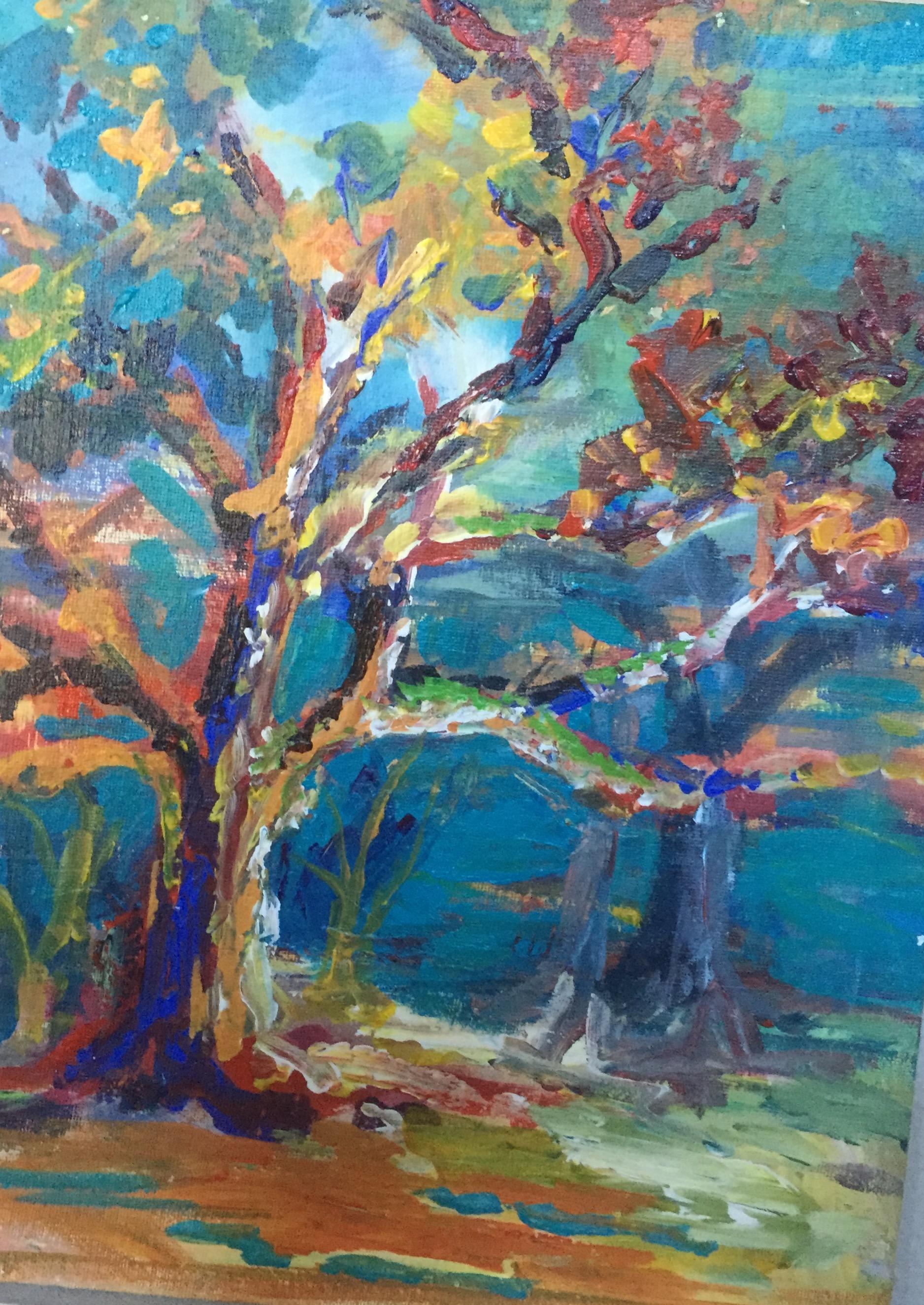 Ocean Springs Oak