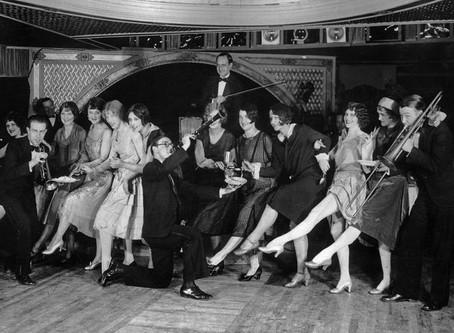 ヴィンテージアクセサリーの歴史 ー1920年代ー