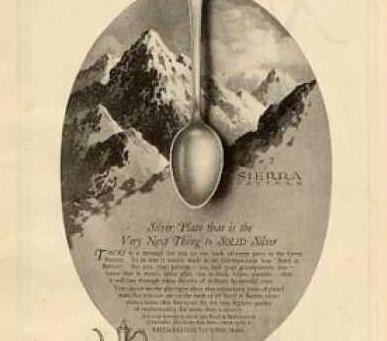 銀食器の知られざる世界 -Reed&Barton-
