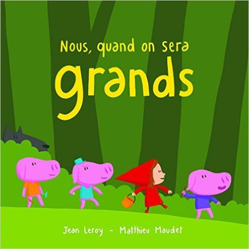 Ecole des Loisirs, Loulou  2015