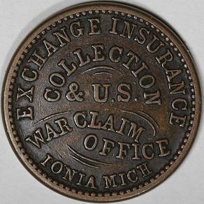 南北戦争トークン(コイン)の知られざる歴史