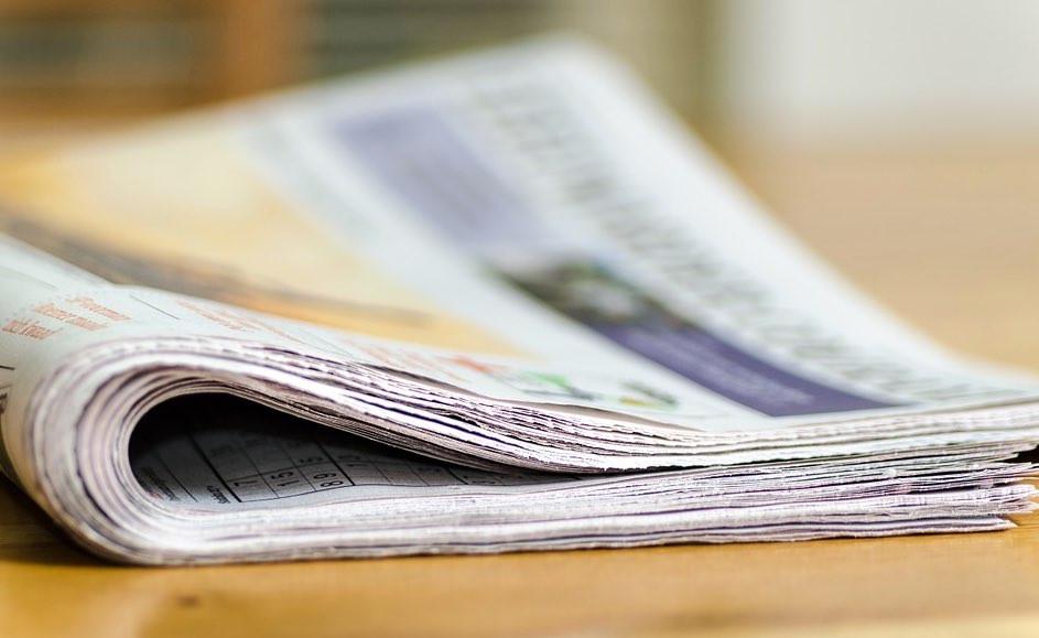 地域の新聞