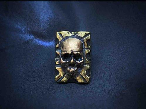 Mexican Ring -Big Skull-