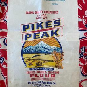 調査:ヴィンテージフラワーサック (小麦粉袋)の年代判定について