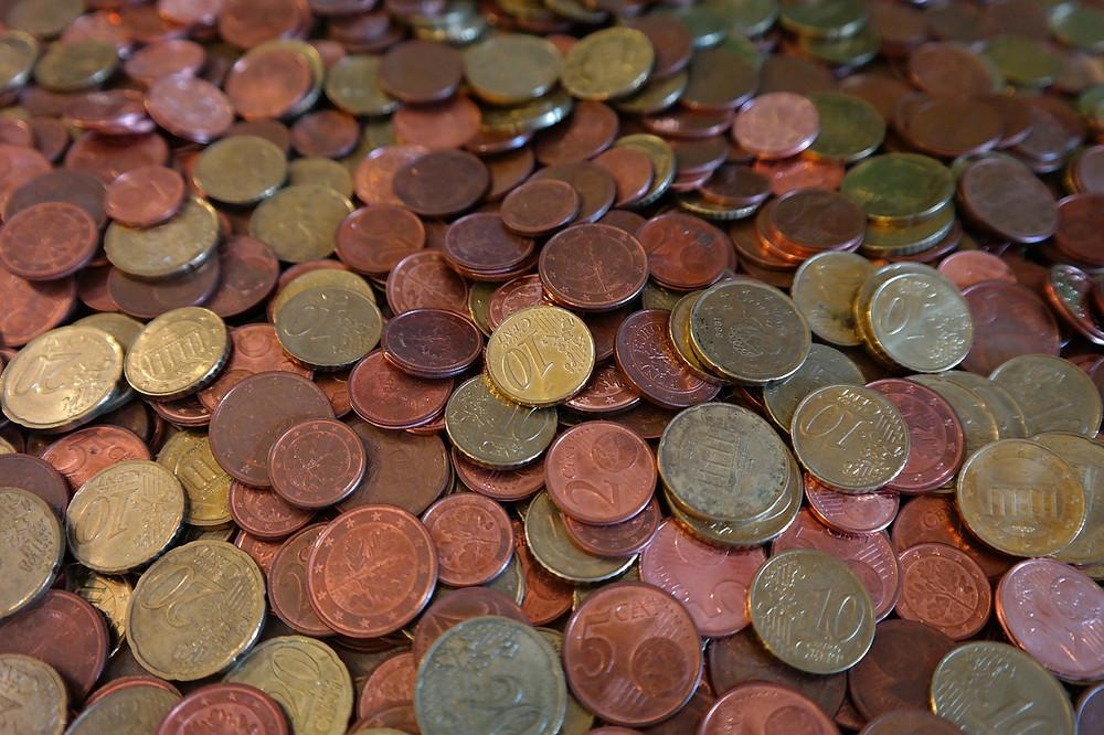 メキシコのペソ硬貨